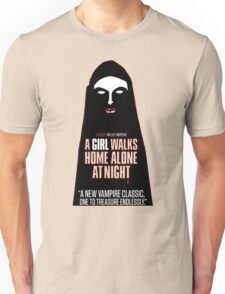 A Girl Walks Home Alone At Night! Unisex T-Shirt
