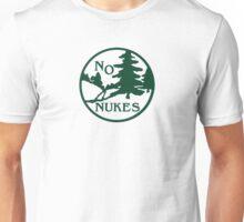 Vintage No Nukes Unisex T-Shirt