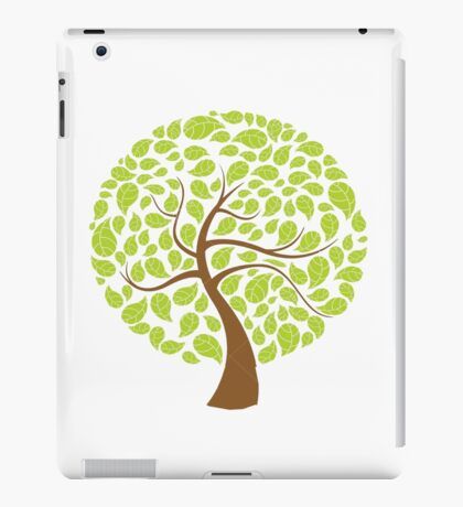 disney,tree,go green iPad Case/Skin