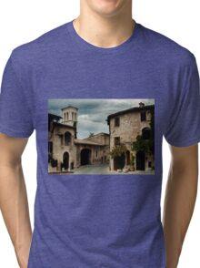 Assisi Tri-blend T-Shirt