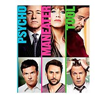 Horrible Bosses Photographic Print