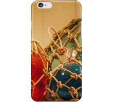 Glass Floats iPhone Case/Skin