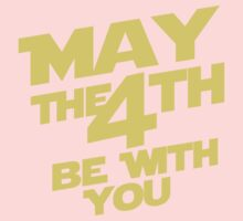 May the 4th One Piece - Short Sleeve