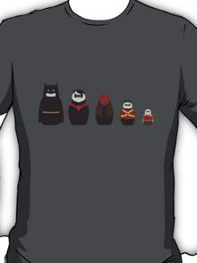 Nesting Bats T-Shirt