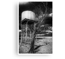 A Sunburnt Country Canvas Print