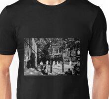 Basketball in NY Unisex T-Shirt