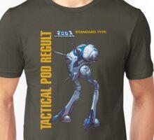 Macross Robotech Tactical Pod Regult Unisex T-Shirt