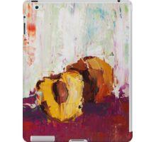 Peach Pit iPad Case/Skin