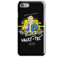 Fallout - Better Call Vault Tec iPhone Case/Skin