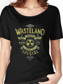 Fallout - Come To Wasteland Women's Relaxed Fit T-Shirt