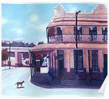 The Old Colonial Hotel - South Brisbane Poster