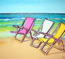 Beach-Side by gillsart