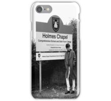 Holmes Chapel iPhone Case/Skin
