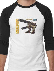 Macross Robotech Destroid Monster Men's Baseball ¾ T-Shirt