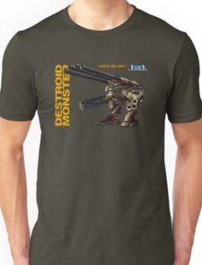 Macross Robotech Destroid Monster Unisex T-Shirt