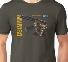 Macross Robotech Destroid Monster Unisex T-Shirt