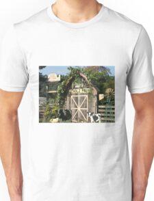SCHOLZ FARM IN ORTING, WA.  Unisex T-Shirt