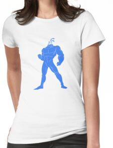 The Tick Womens Fitted T-Shirt