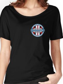 Afghanistan CIB OEF Women's Relaxed Fit T-Shirt