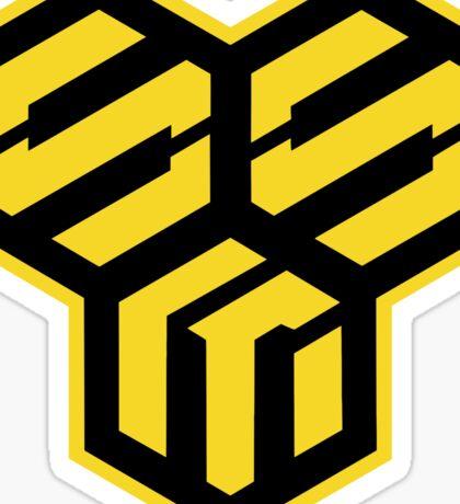 Robotech Macross SMS Insignia Sticker