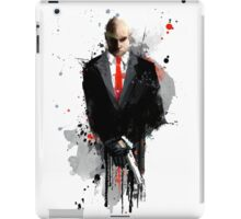 Hitman art iPad Case/Skin