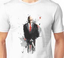 Hitman art Unisex T-Shirt