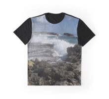 Beach in Mexico  Graphic T-Shirt