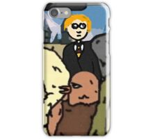 Sassy doesn't go to the waterpark iPhone Case/Skin