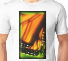 Abstract Monarch Butterfly Unisex T-Shirt