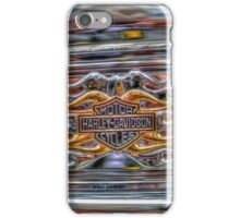 Harley Davidson 1 iPhone Case/Skin