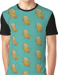 A Dog Graphic T-Shirt