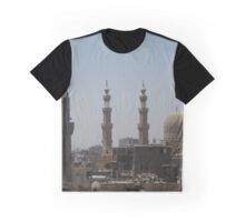 Cairo sky from a minaret Graphic T-Shirt