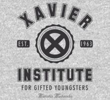 Xavier Institute One Piece - Short Sleeve