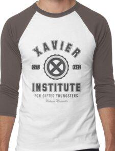 Xavier Institute Men's Baseball ¾ T-Shirt