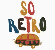 so retro Kids Tee