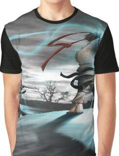 Fight Ryu vs Ken Graphic T-Shirt