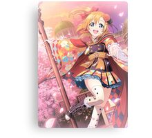 UR : H0N0KA ♡ [idolized] Canvas Print