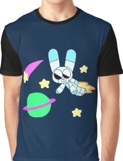 Bunny Bot Graphic T-Shirt