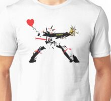 VF-1J (Banksy version) Unisex T-Shirt