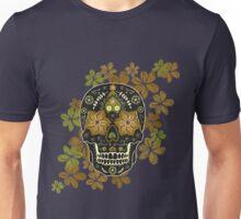 Mexican sugar skull,Day of dead Unisex T-Shirt