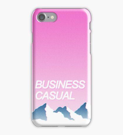 Business Casual - Vaporwave Phone Case iPhone Case/Skin