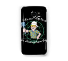 Fallout - Fear And Loathing In New Vegas Samsung Galaxy Case/Skin