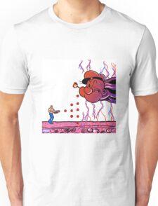 Contra End Boss!!! Unisex T-Shirt