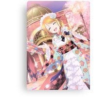 UR : PANA ♡ [idolized] Canvas Print