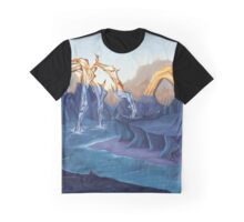Environment Design Graphic T-Shirt