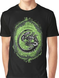 Alien Incubation Graphic T-Shirt