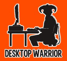 Desktop Warrior Kids Clothes
