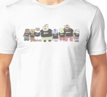BEARS AND FIGHTERS - Team WNF Unisex T-Shirt
