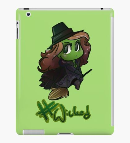 Wicked iPad Case/Skin