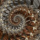 Multidimensional Wormhole by Ross Hilbert